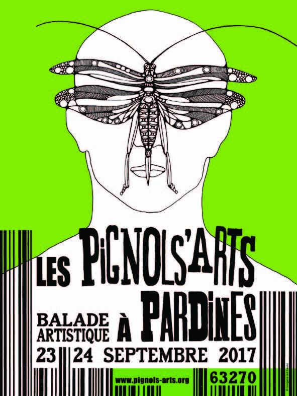 Affiche Pignols'Arts 2017